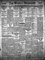 Weekly Messenger - 1927 June 3