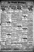Weekly Messenger - 1925 February 20