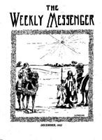 Weekly Messenger - 1922 December 22