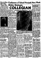 Western Washington Collegian - 1955 July 8