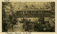 Lower Baker River dam construction 1925-06-04 Power House