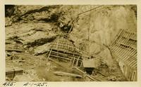 Lower Baker River dam construction 1925-04-01