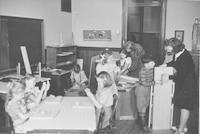 1941 Third Grade Class With Irene Elliott (Class 3-C)