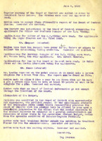 AS Board Minutes 1932-06