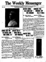 Weekly Messenger - 1922 July 21