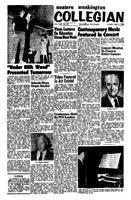Western Washington Collegian - 1962 July 6