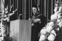 1979 Commencement: Paul J. Olscamp