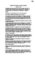 WWU Board minutes 1958 August