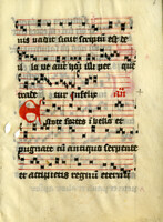 Antiphonal or Responsorial circa 1450 [item 54129]