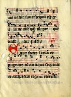 Antiphonal or Responsorial circa 1450 [item 54129]
