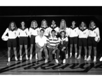 1989 Volleyball Team