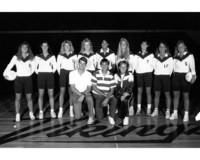 1989 Volleyball Team