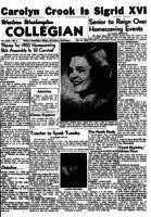 Western Washington Collegian - 1953 October 16