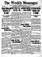 Weekly Messenger - 1921 April 15