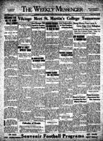 Weekly Messenger - 1927 October 28