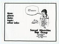 Sexual Minorities Rap Group