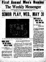 Weekly Messenger - 1922 May 19
