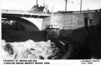 Prospect St. Bridge and Dam
