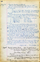 AS Board Minutes - 1922 August