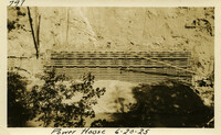Lower Baker River dam construction 1925-06-20 Power House