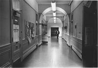 1971 Old Main: Interior Hallway