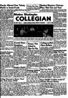 Western Washington Collegian - 1952 November 21