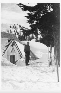 Shuksan cabin