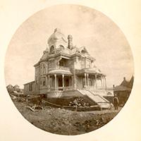 Gamwell family photograph album