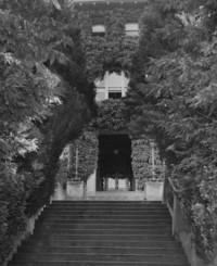 1946 Main Building: Front Entrance