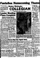 Western Washington Collegian - 1956 October 12