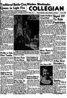 Western Washington Collegian - 1952 October 24