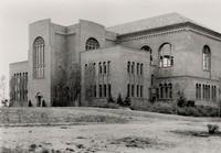 1936 Library: South Facade