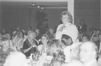 1993 Reunion--Banquet Participant Speaks to Attendees