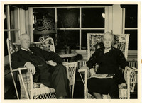 Mr. and Mrs. E.B. Deming