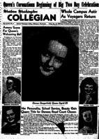 Western Washington Collegian - 1949 October 21