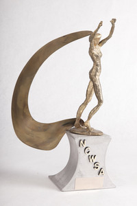 Cross-Country Running (Women's) Trophy: NCWSA AIAW Champions, 1979