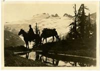 Whatcom Pass Glacier