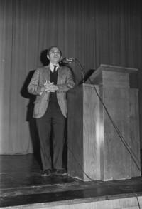 1968 Charles J. Flora: Inauguration