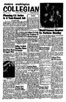 Western Washington Collegian - 1962 August 3