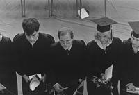 1971 Summer Commencement