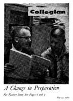 Collegian - 1960 May 27