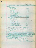 AS Board Minutes - 1918 June