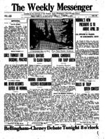 Weekly Messenger - 1922 March 31