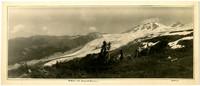 Mt. Baker and Roosevelt Glacier