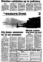Western Front - 1970 June 2