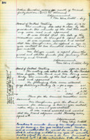 AS Board Minutes - 1921 April