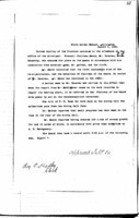 WWU Board minutes 1906 August