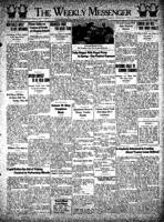 Weekly Messenger - 1927 May 6