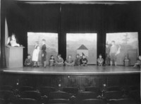 1933 Class Play (Fourth Grade)