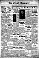 Weekly Messenger - 1925 May 29
